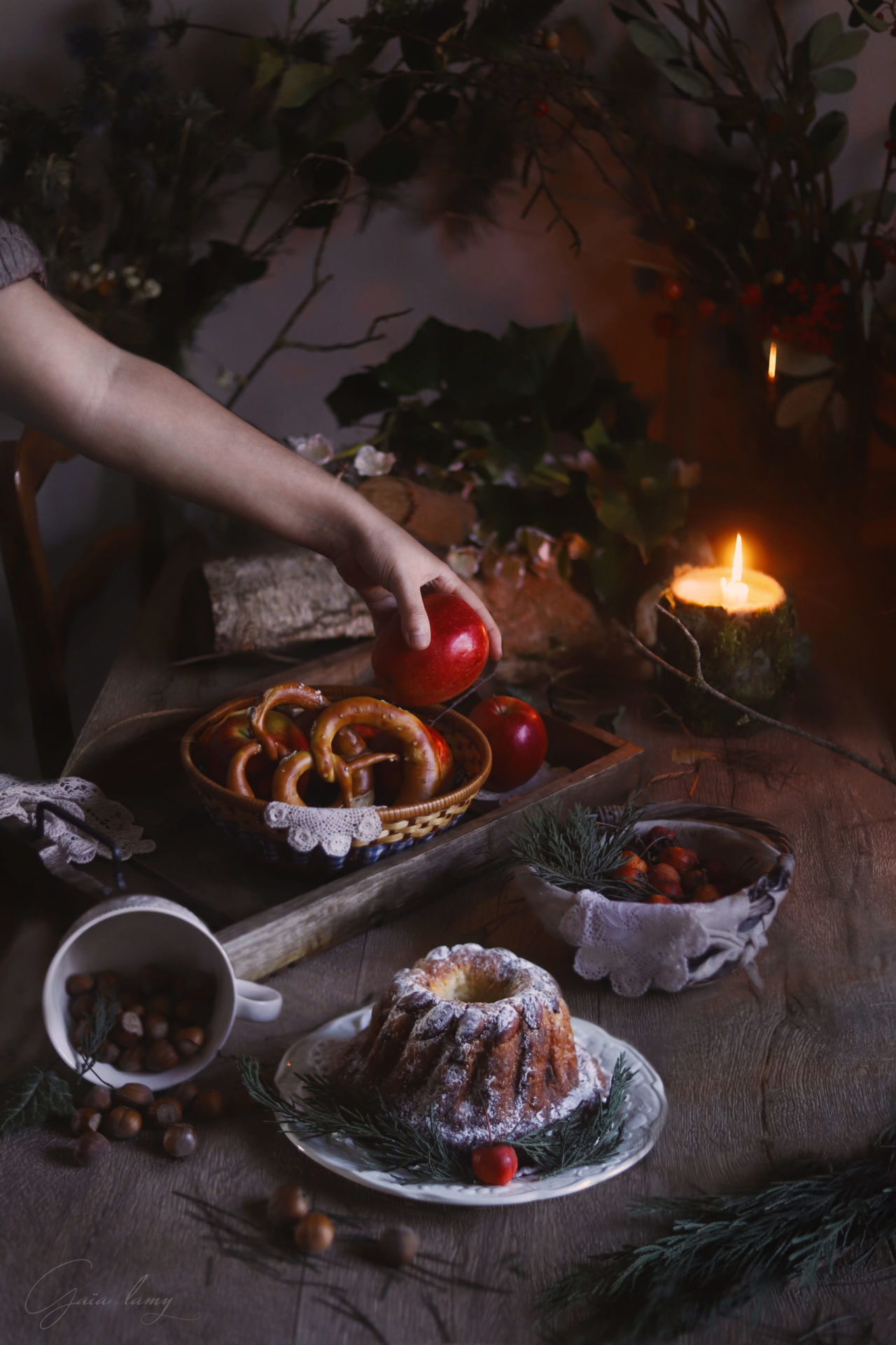 Les Contes Culinaires I – Blanche Neige